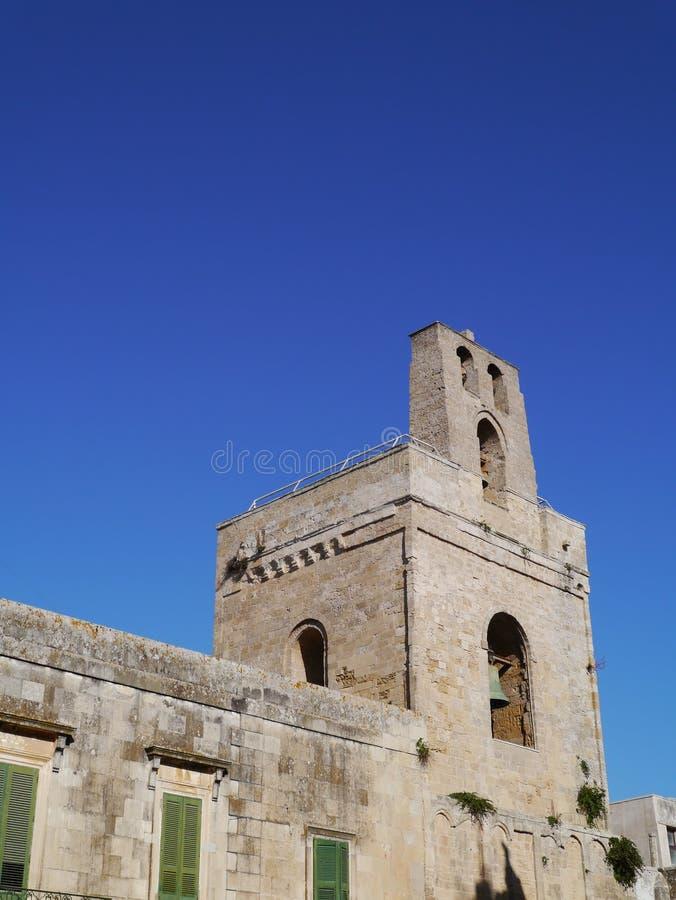 Otranto in Italia immagini stock libere da diritti