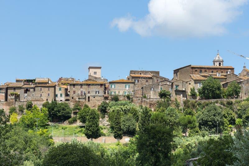 Otricoli (Ουμβρία, Ιταλία) στοκ φωτογραφίες με δικαίωμα ελεύθερης χρήσης