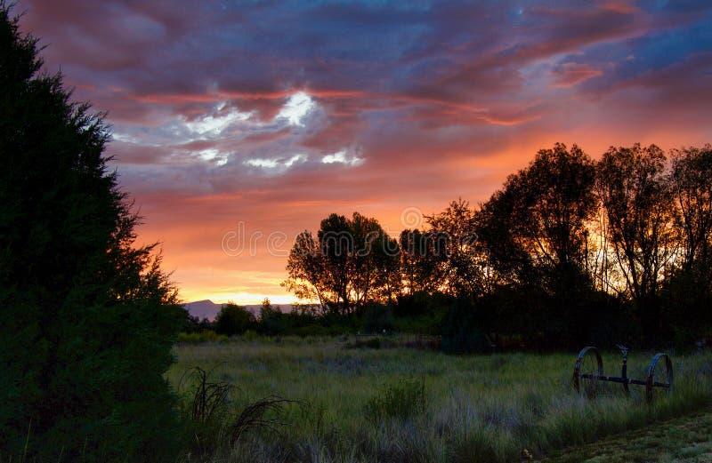 Otro amanecer del Gran Valle imagen de archivo libre de regalías