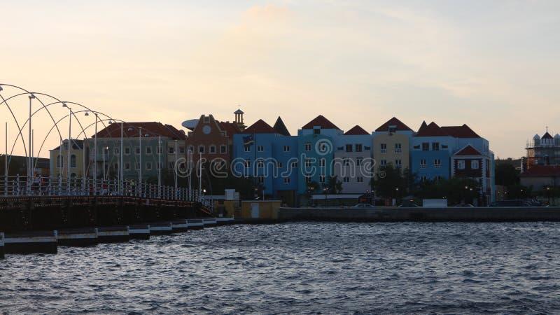 Otrobanda Curacao obraz royalty free