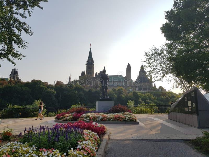 Ottawa city royalty free stock photo