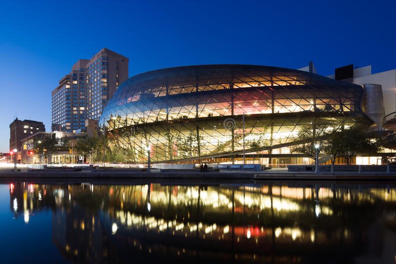 Download Ottawa Convention Centre Stock Image - Image: 27499401