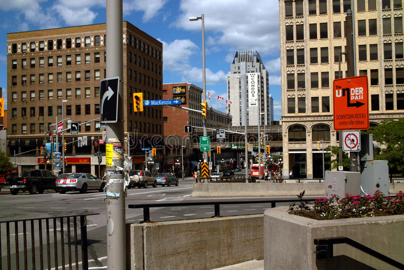 Ottawa Ontario Canada stock foto's