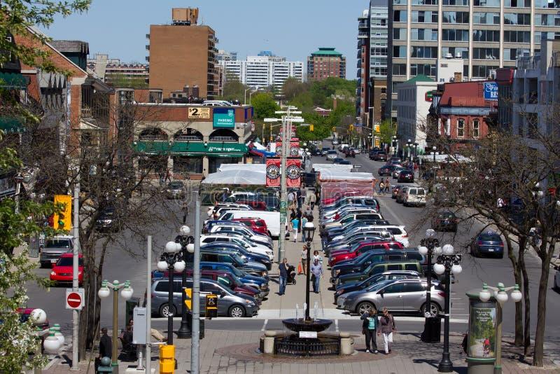 Ottawa, Ontario, Kanada lizenzfreie stockfotografie