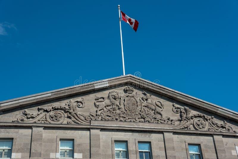 Ottawa: Regulatorer parkerar royaltyfri fotografi