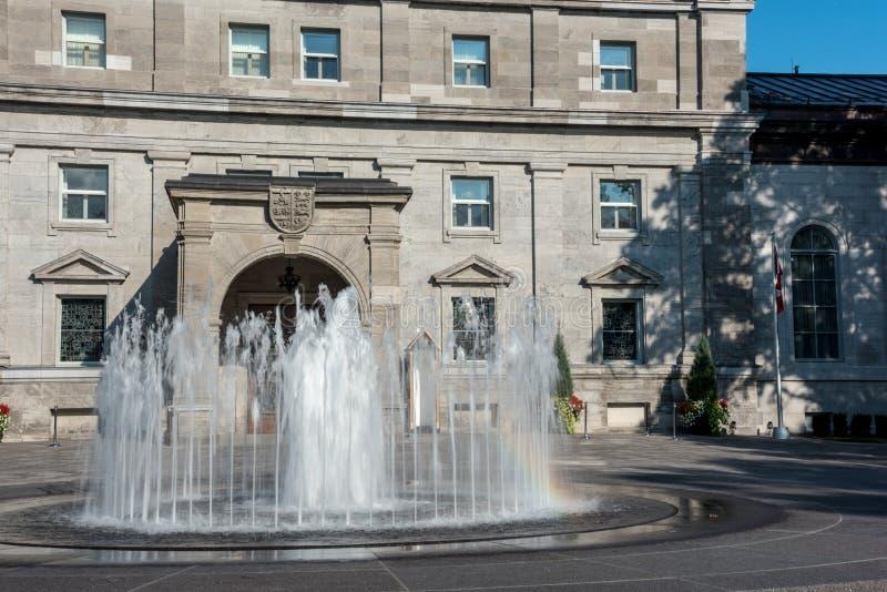 Ottawa: Regulatorer parkerar arkivbild