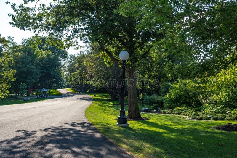 Ottawa: Regulatorer parkerar royaltyfri bild