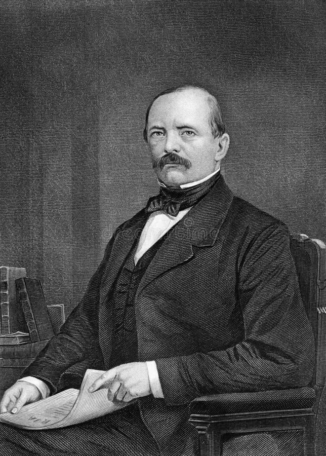 Otto von Bismarck lizenzfreie stockbilder