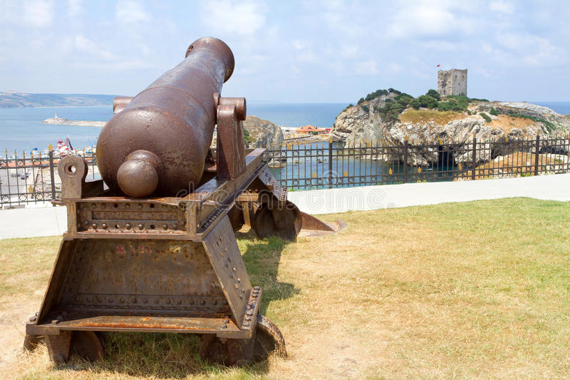 Download Ottoman Cannon stock photo. Image of armory, coast, fortress - 26909436