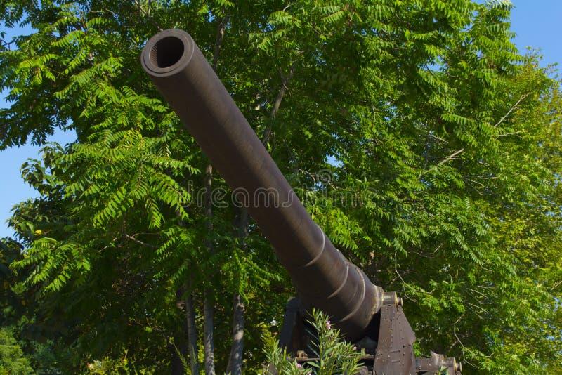 Ottoman pistolet od 1st wojn światowa spojrzeń out gallipoli cieśnina obrazy royalty free
