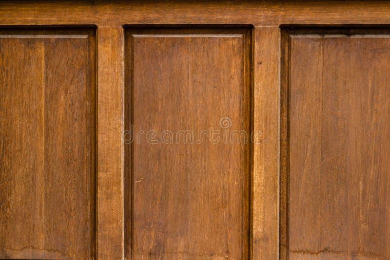 Ottoman Style Wooden House Door stock photography