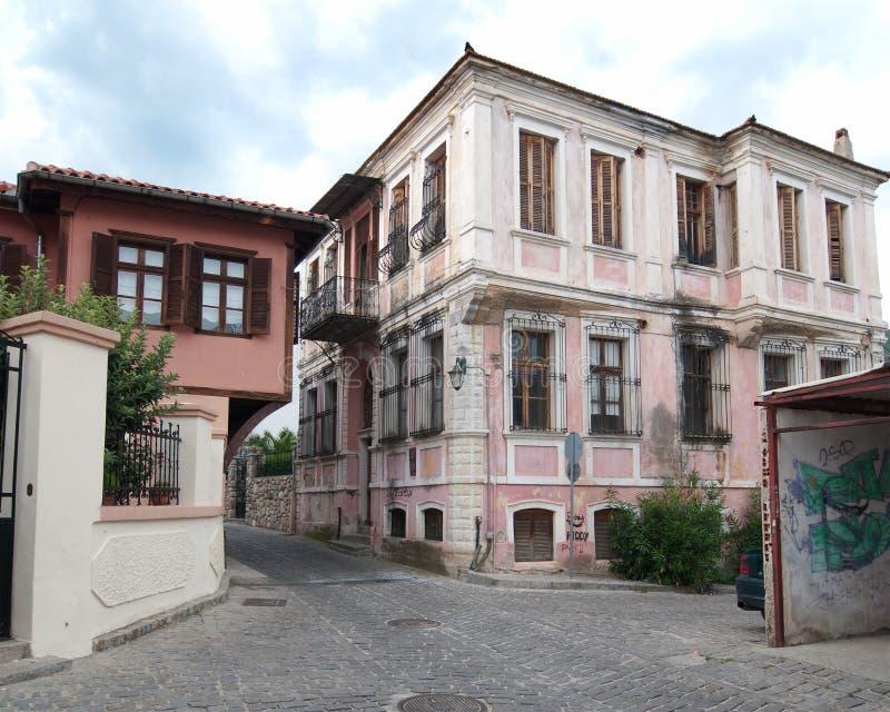 Ottomano tradizionale della Camera fotografia stock libera da diritti