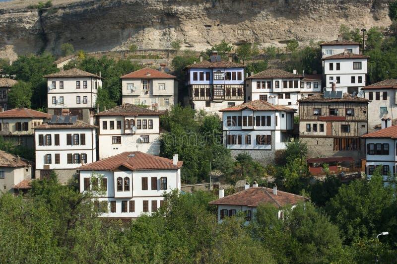 Ottomano tradizionale della Camera immagini stock