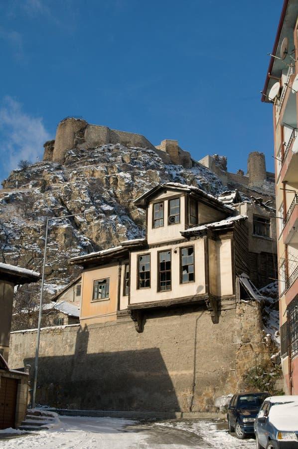 Ottomano tradizionale Turchia di casa immagini stock libere da diritti