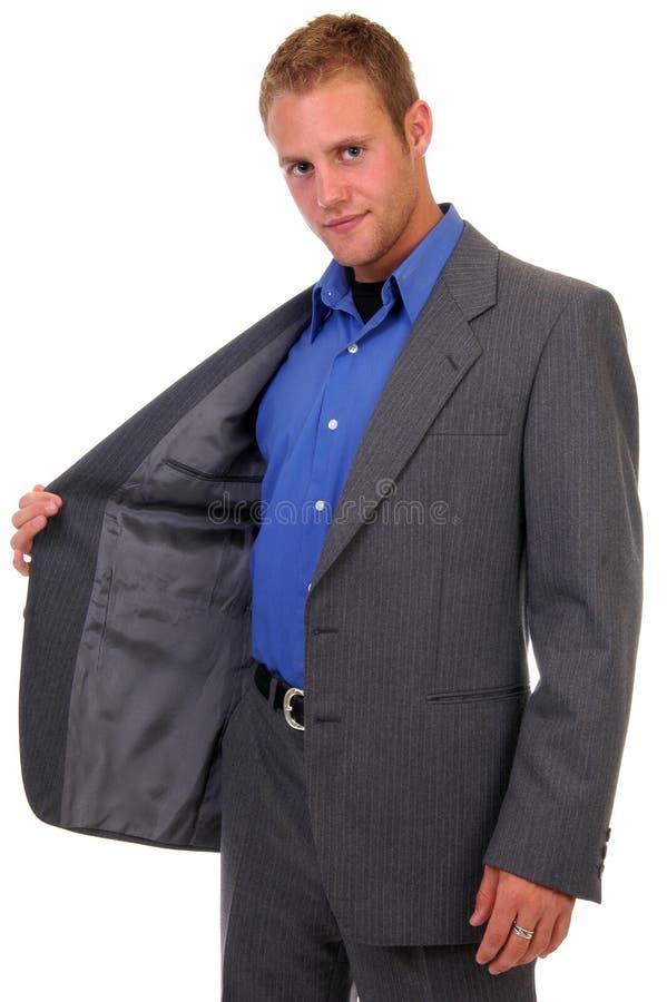 otwórz garnitur obraz stock