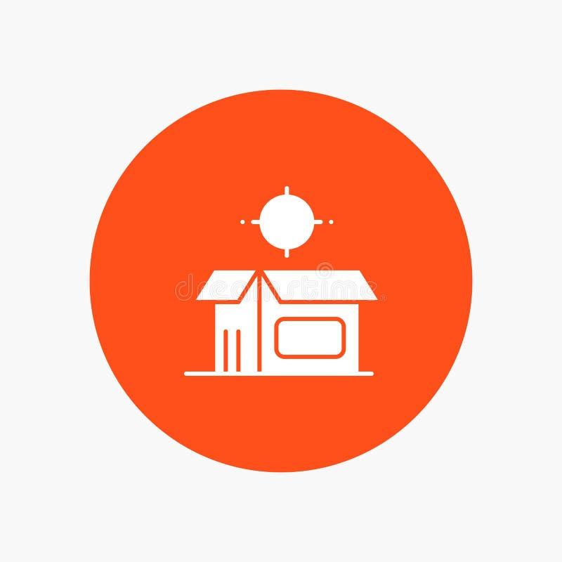 Otwarty produkt, pudełko, Otwiera pudełko, produkt ilustracji
