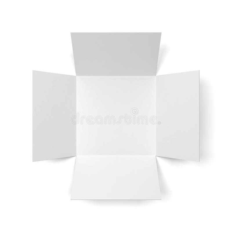 otworzyć pudełko ilustracja wektor