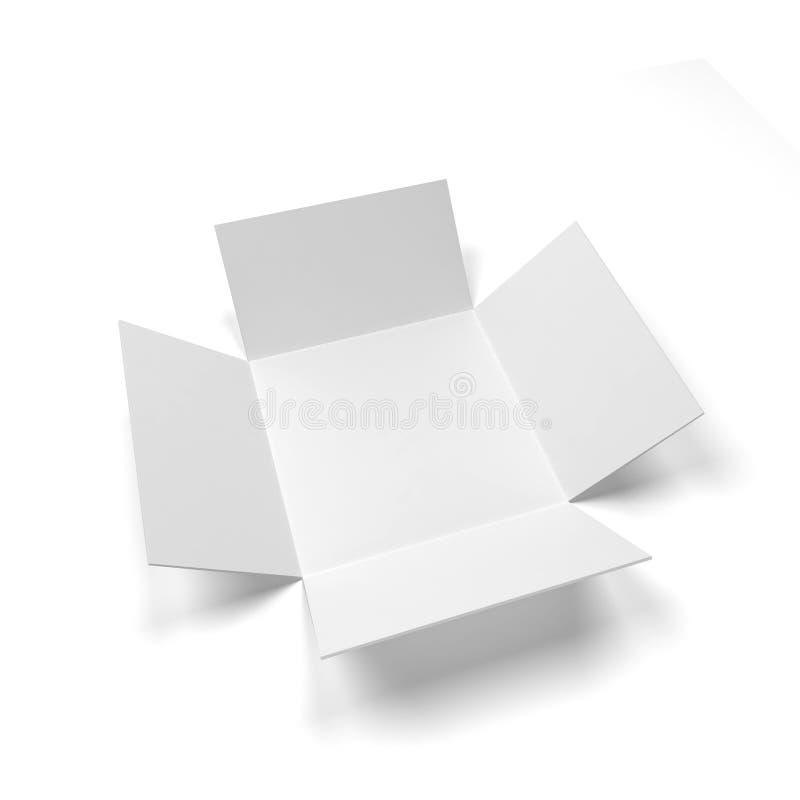 otworzyć pudełko ilustracji