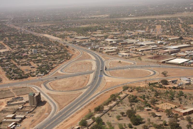 ouagadougou στοκ φωτογραφία