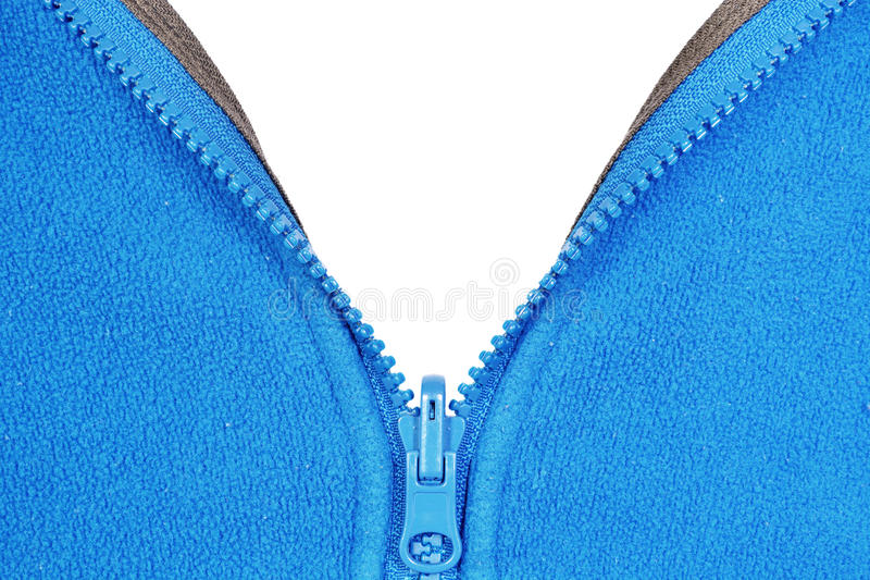 Ouatine bleue image libre de droits