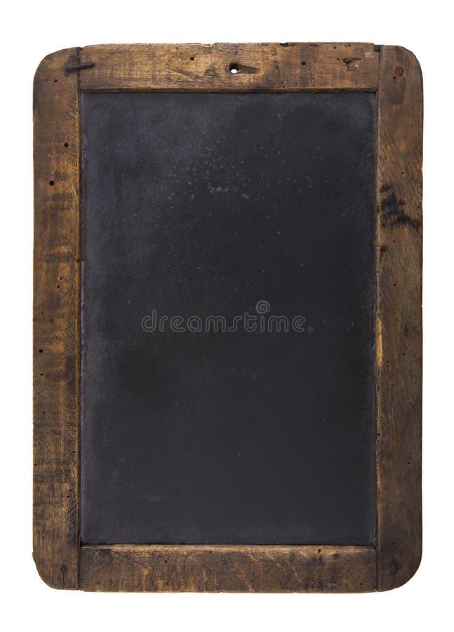 Oud bord stock afbeelding