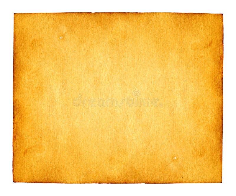 Oud document royalty-vrije stock fotografie
