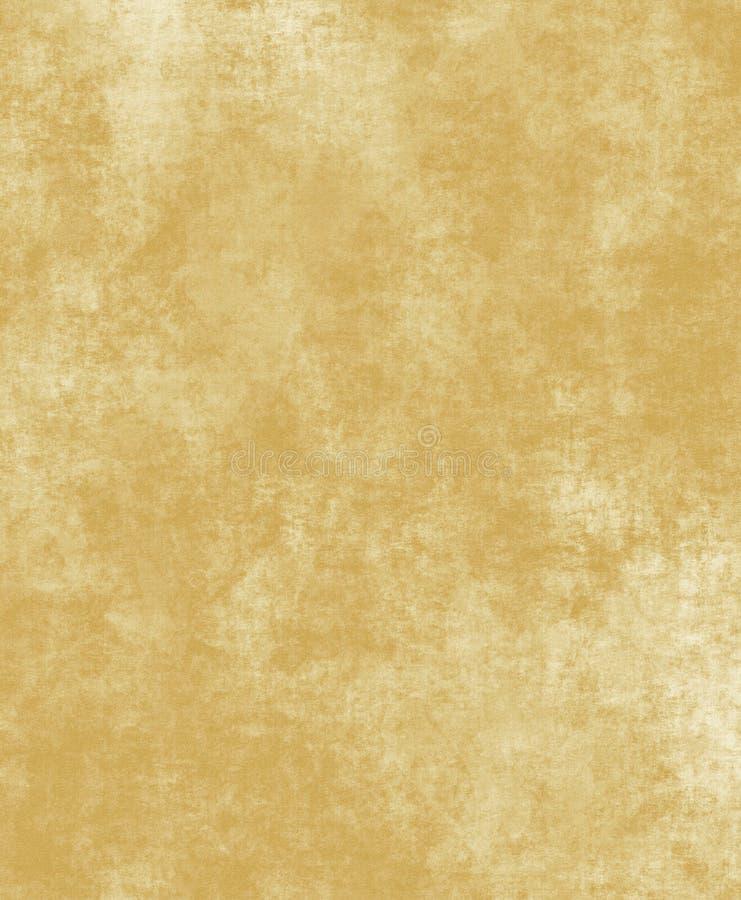 Oud document of perkament royalty-vrije stock afbeeldingen