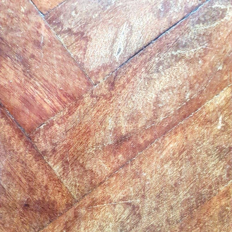 Oud donker eiken hout zeer versleten houten textuur stock fotografie
