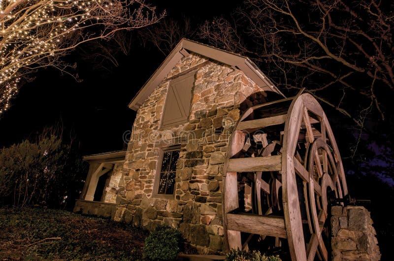 Oud Evans Farm, McLean, Virginia stock foto's