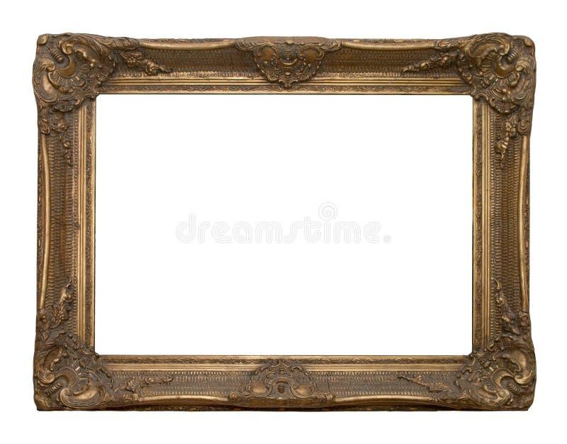 Oud frame stock fotografie