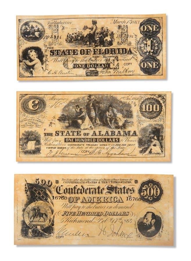 Oud Geld royalty-vrije stock afbeelding