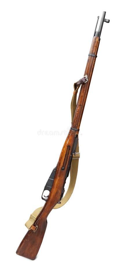 Oud geweer royalty-vrije stock fotografie