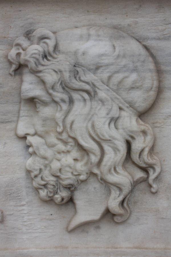 Oud Griekenland stock fotografie