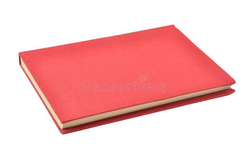 Oud hardcoverboek royalty-vrije stock foto