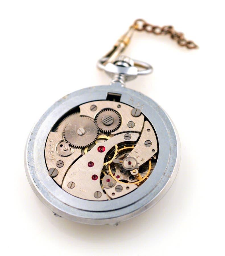 Oud Horloge royalty-vrije stock fotografie