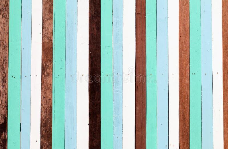Oud hout aan een muur achtergrondtextuur royalty-vrije stock foto's