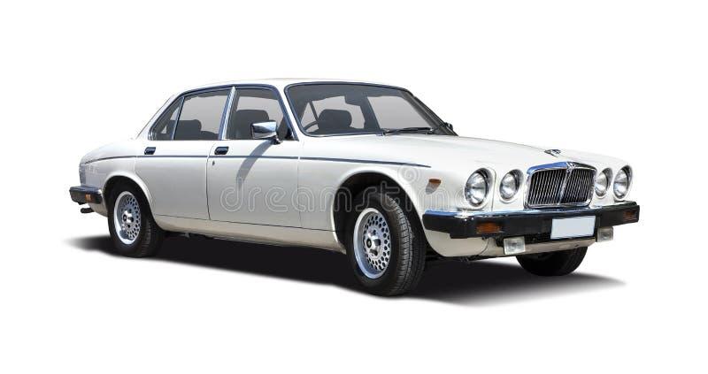 Download Oud Jaguar XJ redactionele stock afbeelding. Afbeelding bestaande uit auto - 54082289