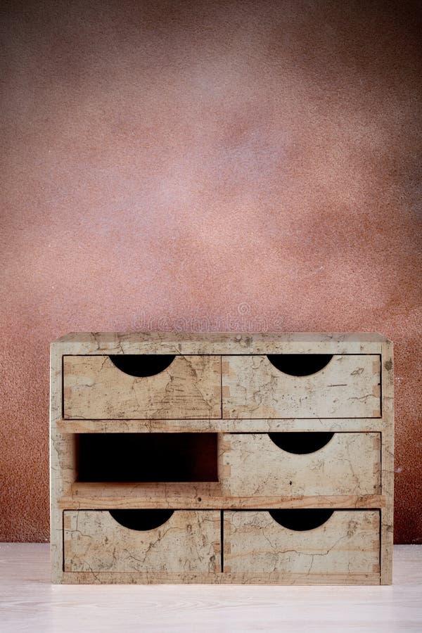 Oud meubilair stock foto