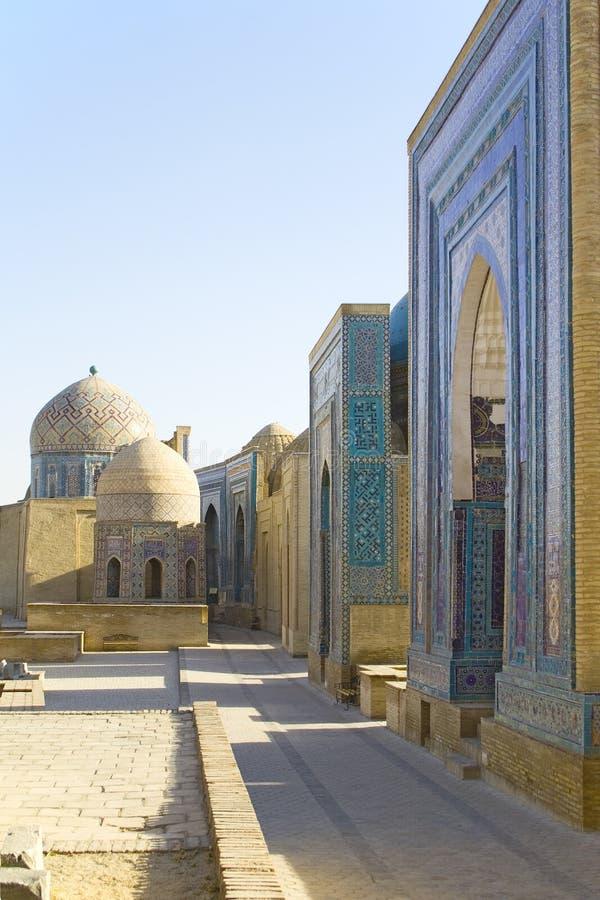 Oud MoslimMausoleum royalty-vrije stock fotografie