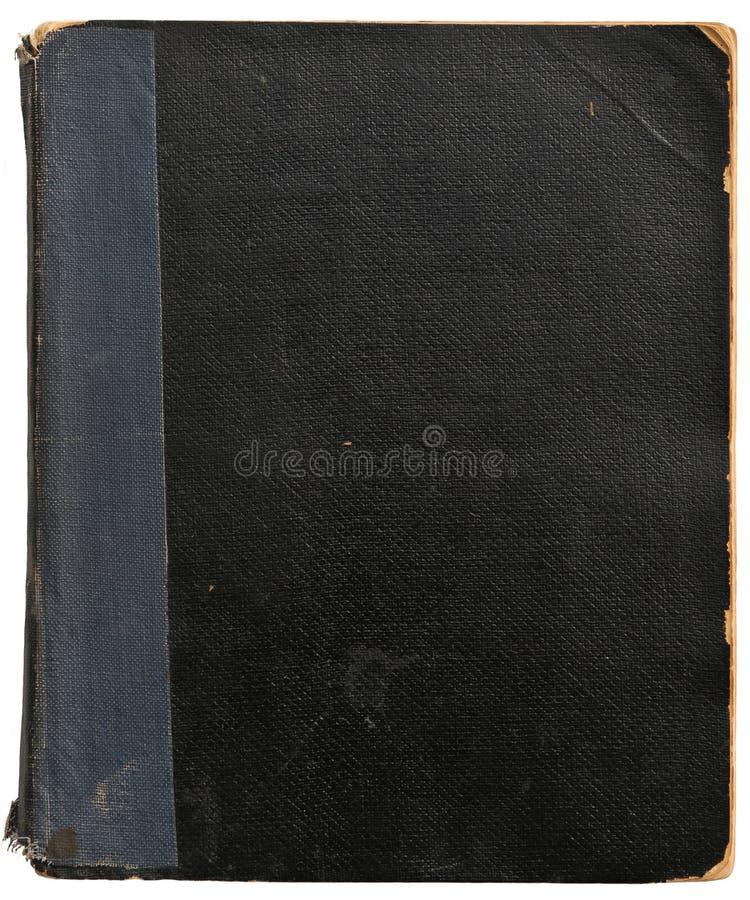 Oud Notitieboekje royalty-vrije stock foto's