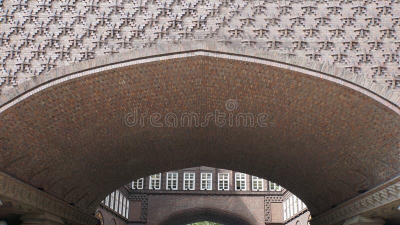 Oud Pakhuis royalty-vrije stock fotografie