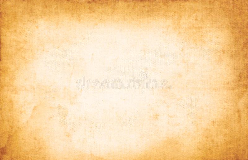 Oud perkament royalty-vrije illustratie