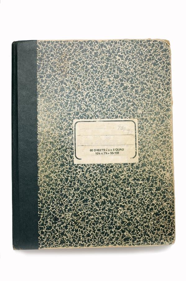 Oud pogingsboek royalty-vrije stock foto's