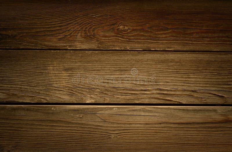 Oud rustiek bruin hout royalty-vrije stock afbeelding