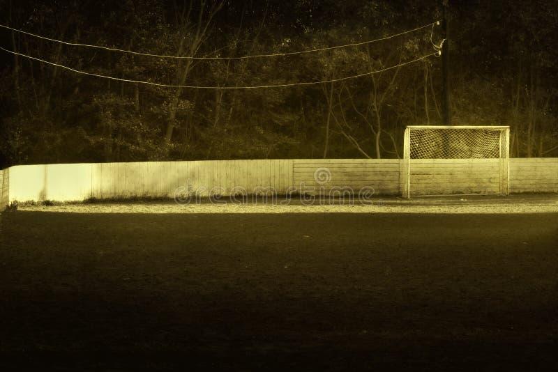 Oud stadion stock fotografie