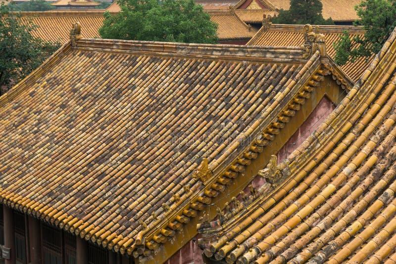Oud stadslandschap, met architecturale structuur en oude cultuur royalty-vrije stock fotografie