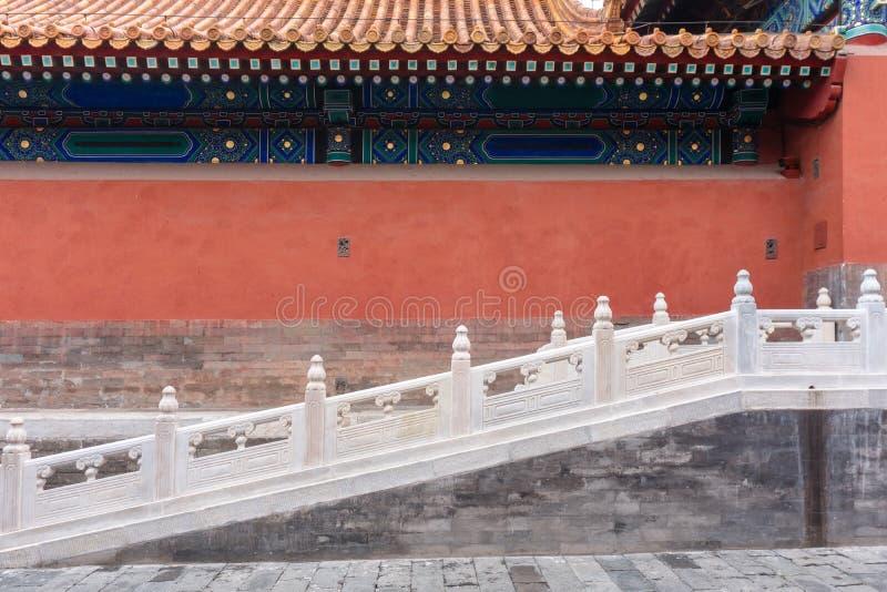 Oud stadslandschap, met architecturale structuur en oude cultuur stock afbeelding