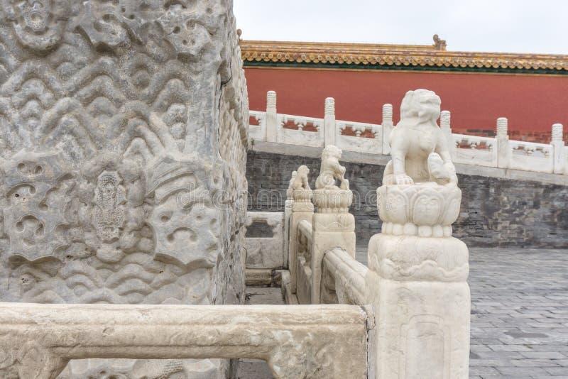 Oud stadslandschap, met architecturale structuur en oude cultuur royalty-vrije stock afbeeldingen
