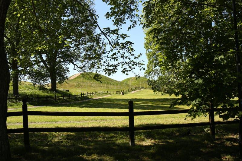 Oud Uppsala royalty-vrije stock foto