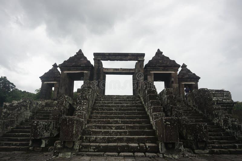 Oud van Java stock foto